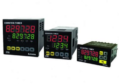 Electronic timers and counters