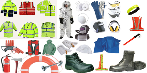Safety clothing and equipment